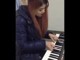 пианино и Мак