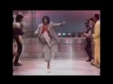 Soul Train Line Smooth Criminal Michael Jackson (cut, ступенька эволюции Соул Трэйна)