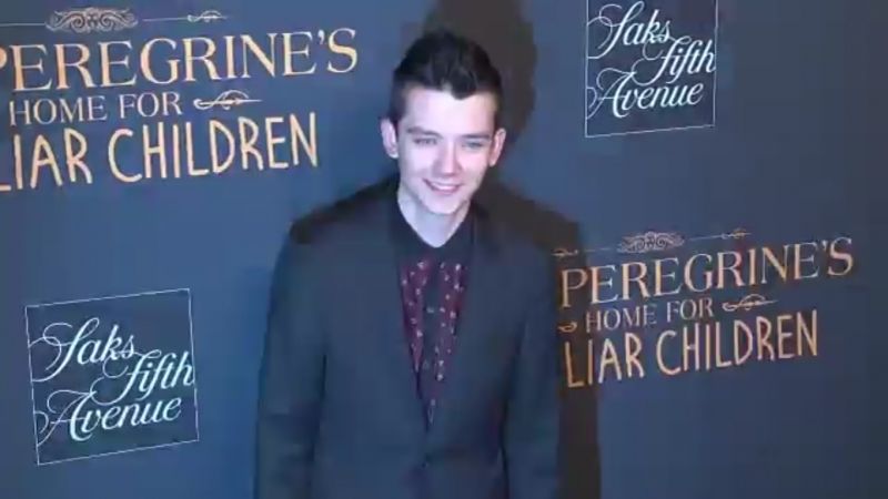 EVENT CAPSULE CLEAN - Miss Peregrines Home For Peculiar Children New York Premiere