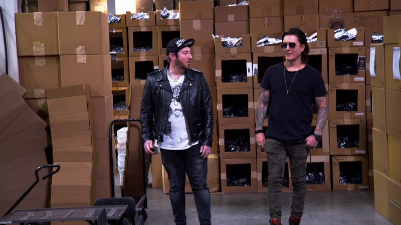 Welcome to the A7X Black Market