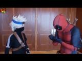 Kakashi VS Deadpool
