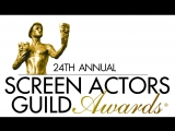 The 24th Annual Screen Actors Guild Awards (2018) / SAG Awards 2018