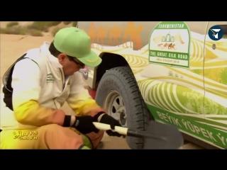 Президент Туркменистана готовится к ралли
