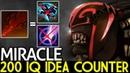 Miracle- [Bloodseeker] 200 IQ Idea Counter Pick 7.18 Dota 2