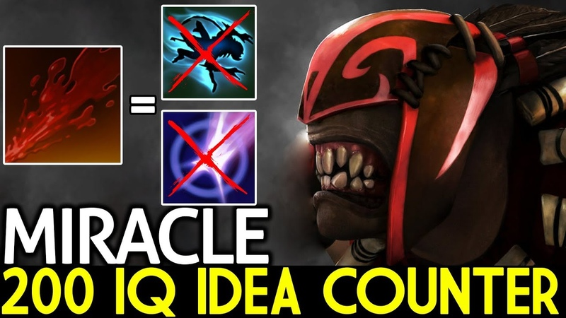 Miracle- [Bloodseeker] 200 IQ Idea Counter Pick 7.18 Dota 2
