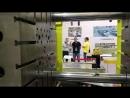 Машина литья под давлением с горячей камерой прессования