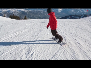 Snowboard Addiction| Buttering (Goofy) - How To Ground Spin Goofy