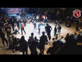 NS DANCE on HIP HOP INTERNATIONAL - RUSSIA 2018