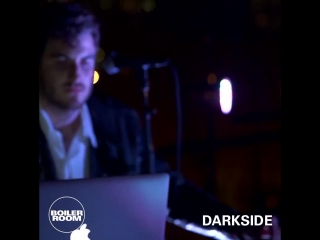 Boiler Room NYC: Darkside