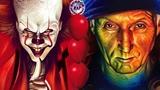 PENNYWISE vs JOHN KRAMER. Horror Rap Tournament. 12 финала. 2 из 4
