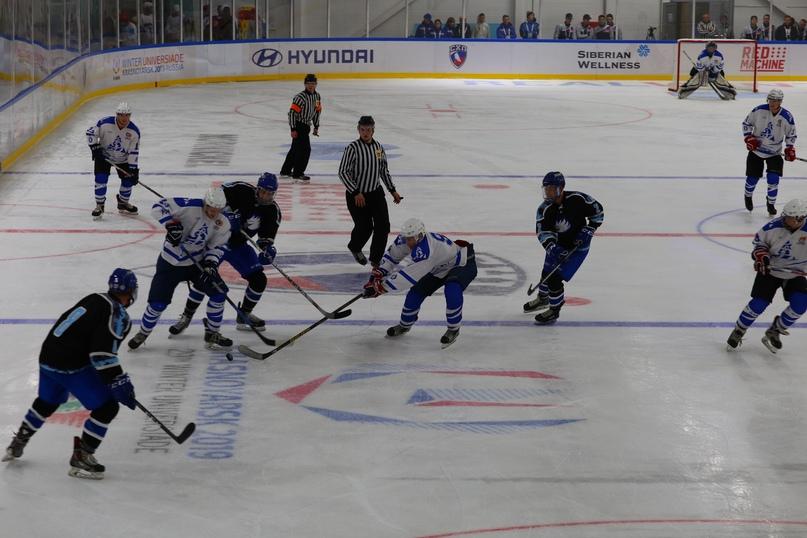 Обзор первого игрового дня на StudentHockeyChallenge
