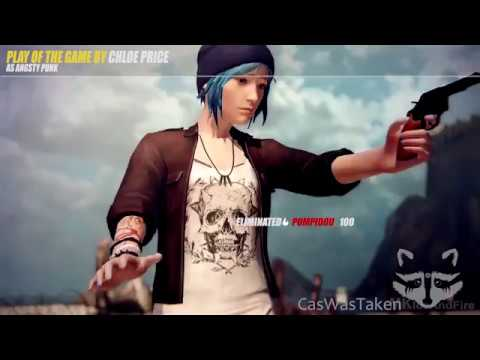 Life is Strange Before the Storm - With Great Power, Comes Great Crack - 7/14
