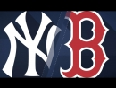 ALDS / 06.10.18 / NY Yankees @ BOS Red Sox (Game 2)