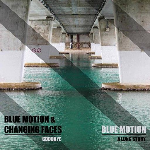 Blue Motion альбом Goodbye / A Long Story