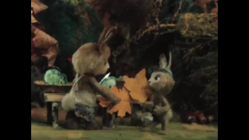 Кто придет на Новый год (1982) Кукольный мультфильм _ Золотая коллекция