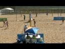 Beach volley Russia Kazan 2018 W 02 Frolova-Sviridova and Novikova-Sukhoverkhova