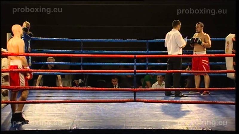 Uldis Pucens(LAT) VS Vasilijs Abelencevs(LAT) Magadan Fights