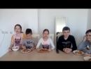 9 интегративная смена. Кулинарный мастер класс