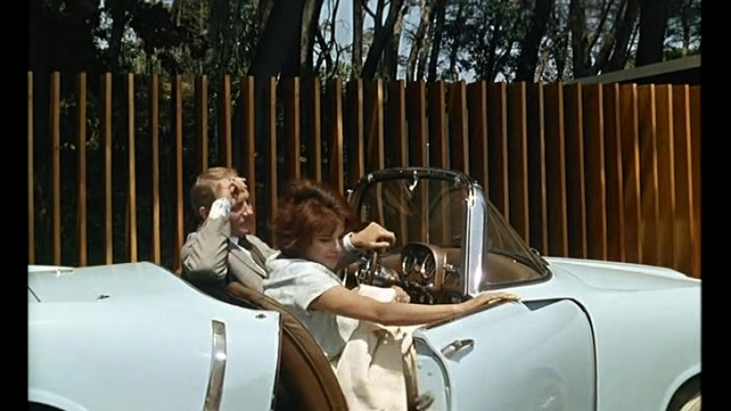 Двойной поворот ключа 1959 Бельмондо