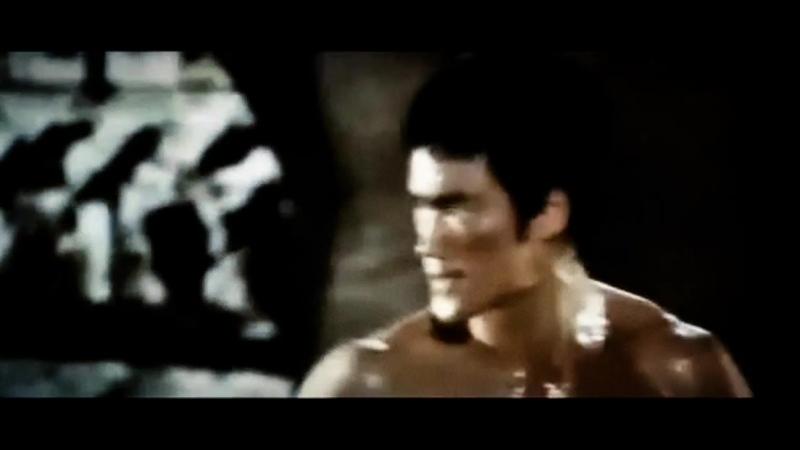 Bruce Lee vs Chuck Norris Dubstep music