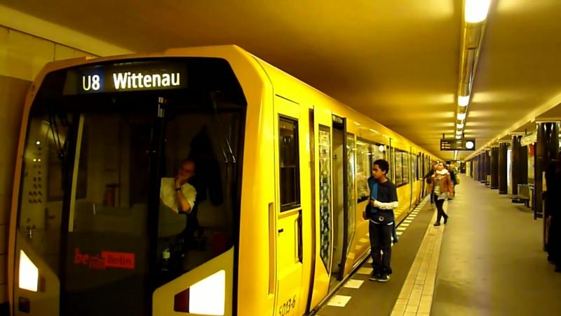 Modern U-Bahn