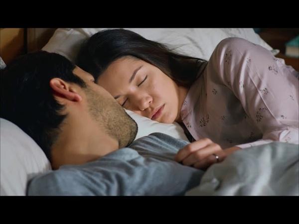 Ömer Zehra Beraber uyuyorlar Ömere kıyamayan zehra