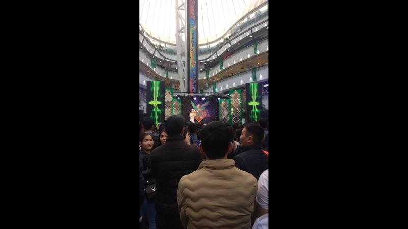 Арай Жусупова — Live