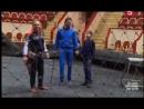 ДЕНЬ АНГЕЛА Игорь получил в сопровождении братьев Запашных и вощел в клетку с тиграми