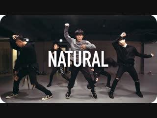 1Million dance studio Natural - Imagine Dragons / Koosung Jung Choreography