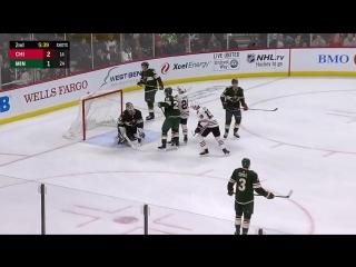 Chicago Blackhawks vs Minnesota Wild – Oct.11, 2018 ¦ Game Highlights ¦ NHL 18-19 ¦ Обзор матча