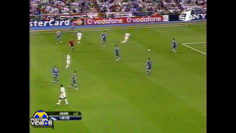 Сезон 2006-07 / Лига Чемпионов / 2 тур / Реал - Динамо