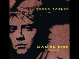 Roger Taylor - Man On Fire promotional video, 1984