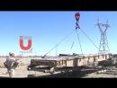 L'armée russe a construit un nouveau pont à Deir ez Zor