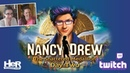 Nancy Drew The Shattered Medallion Day Two Twitch HeR Interactive