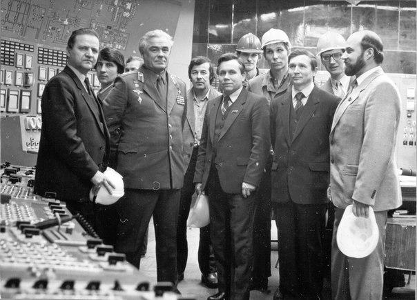 В 1979 году Печору и Печорскую ГРЭС посетил лётчик-космонавт СССР Васи