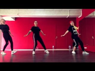 Хорео-SPRINT   Хореография Максима Томина   Dance Studio NAKO (video1)
