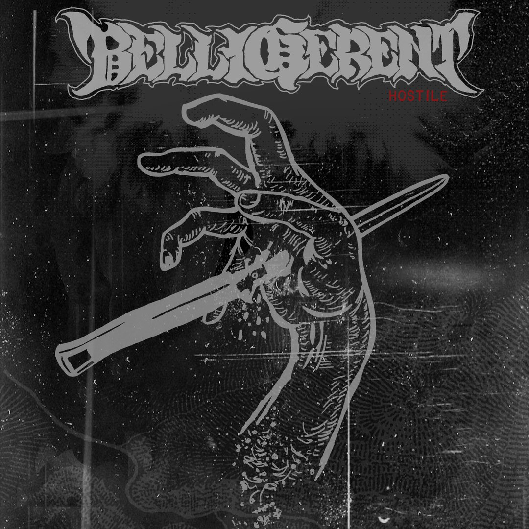 Belligerent - Hostile (2017)