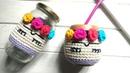 Reto Crochetero: Teje funda Frida Kahlo tejida a crochet para frasco o mate