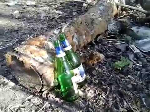 Дональд ТРАМП засыпал город Брянск своим мусором! Видео от Михаила Шпакова