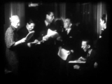 Scarce Footage of Al Jolson with Victor Young and the Orchestra