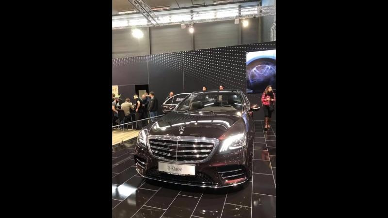 VisaTaxi приглашает на Viena Autoshow 2018