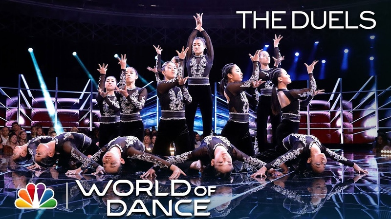 Fabulous Sisters The Duels - World of Dance 2018 (Full Performance)