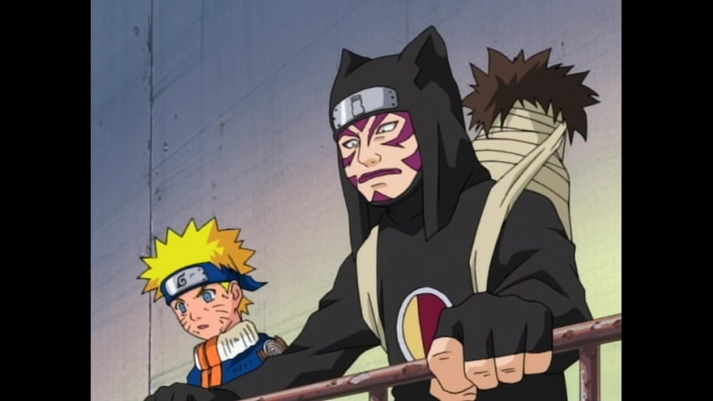 Naruto 049 - Hot-Blooded Dropout! Finally Unleashed, the Forbidden Master Move!