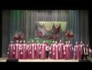 Народный хор ветеранов Поющие сердца песня Ой ты рожь
