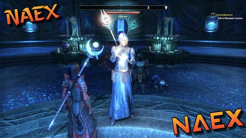 The Elder Scrolls Online Summerset - Templar CP 764 - Summerset Questing (2)