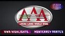 NWR Highlights | Lucha Libre AAA Worldwide | Monterrey Parte 2