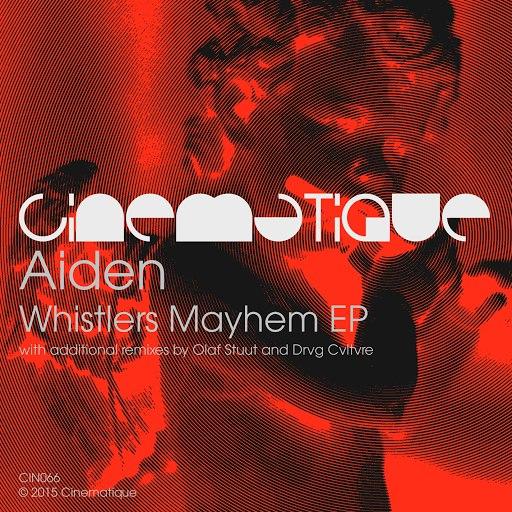 Aiden альбом Whistlers Mayhem