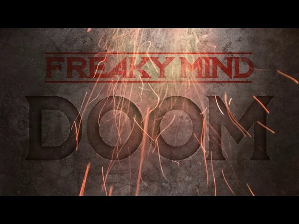 Freaky Mind - Doom (2018) - Full Album Streaming [Electro Industrial / Aggrotech]