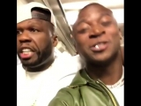 O.T. GENASIS & 50 Cent on Barclays Center