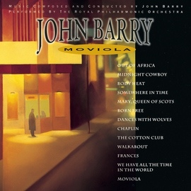 John Barry альбом Moviola